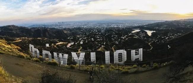 Non puoi visitare Los Angeles senza vedere Hollywood.