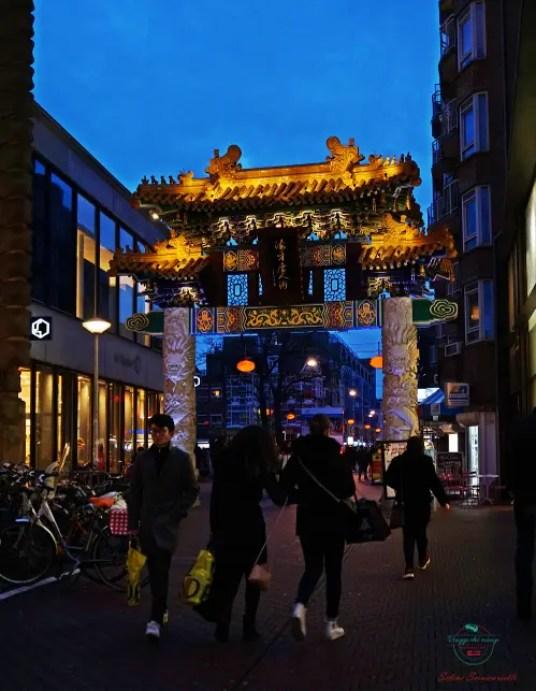Cosa vedere a L'Aia: chinatown.