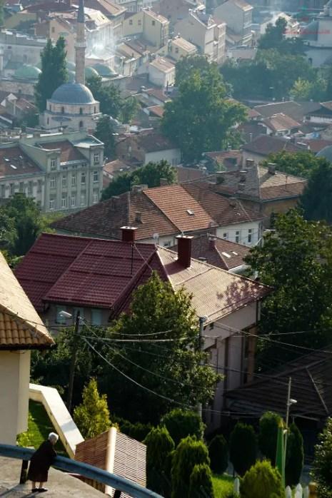 Cosa vedere a Sarajevo: Yellow Bastion.