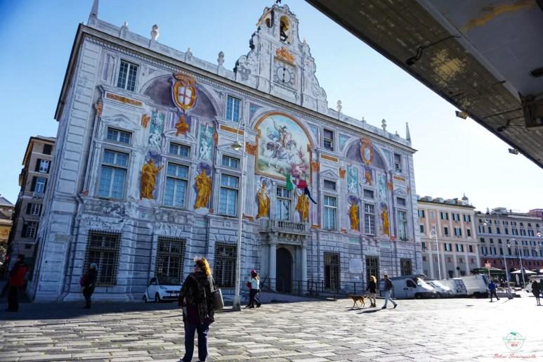 Palazzo San Giorgio, Genova.