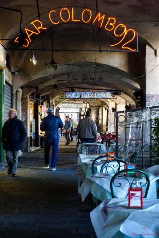 Sottoripa, Genova.