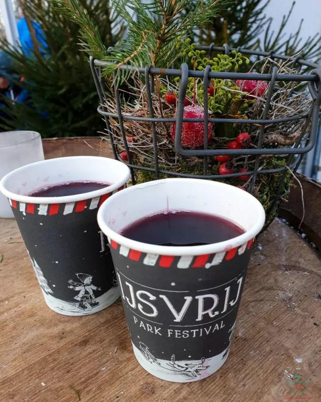 Cosa fare a rotterdam a natale: andare all'IJsvrij Park Festival.