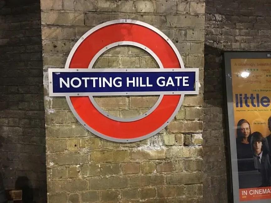film ambientati in inghilterra: Notting Hill.