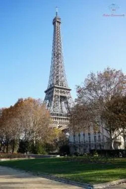Tour Eiffel, una delle cose da vedere a parigi in un giorno.