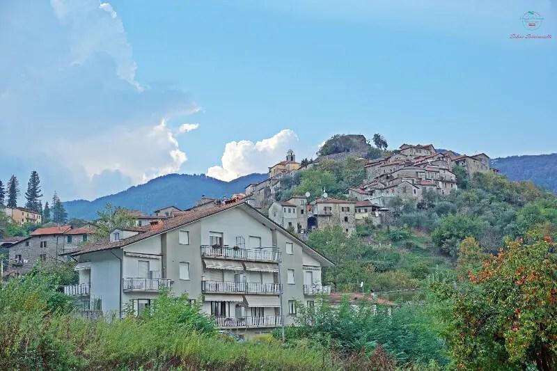 Cosa vedere in Lunigiana: il borgo di Mulazzo.