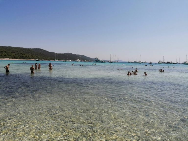 Sakarun beach a Dugi Otok, isola Croazia