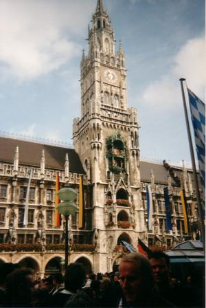 GERMANIA diario di viaggio di Monaco di Baviera e Oktoberfest
