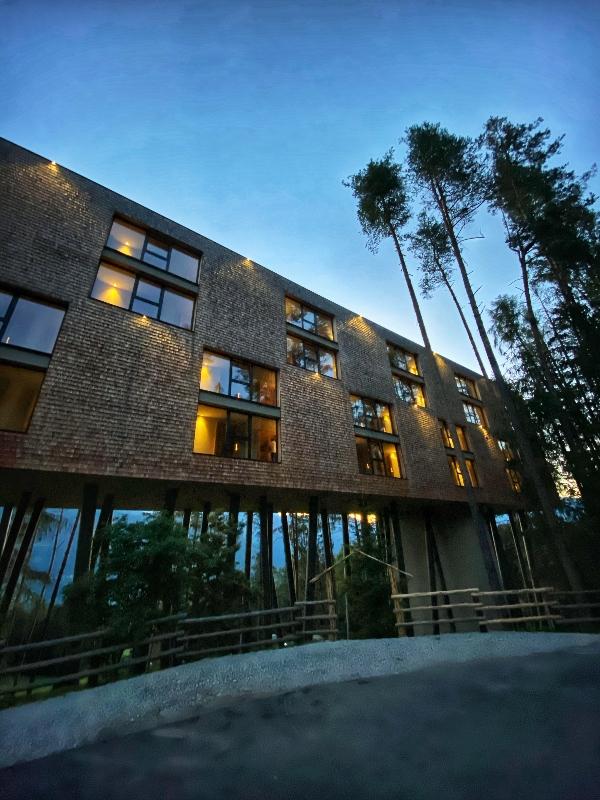 L'Hotel sugli alberi in Alto Adige: My Arbor