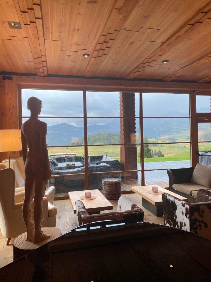 Adler Mountain Lodge: