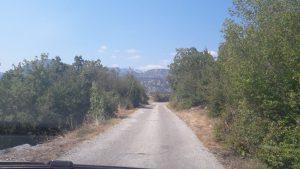 Strade in Montenegro, la P-23