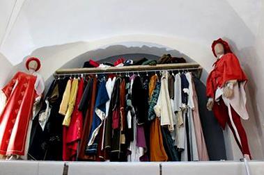 Riproduzioni di costumi d'epoca a Monteleone d'Orvieto