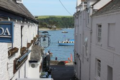 Bellissimo scorcio a St Mawes