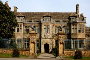 mapperton house front