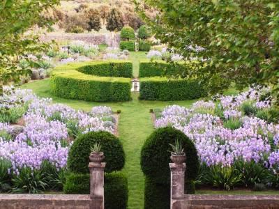 Colori, sapori e giardini privati di Provenza