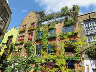 London secret gardens 5-7 giugno 2020