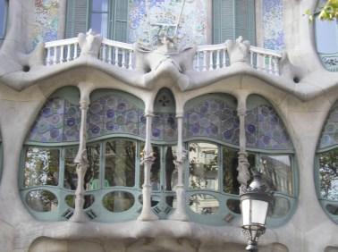 Barcellona la ruta del Modernisme  Maraina in viaggio