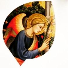 Annunciazione della Vergine di Mariotto di Nardo, 1414, Palazzo Comunale