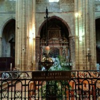 Lì dov'è la tomba di Maria Maddalena