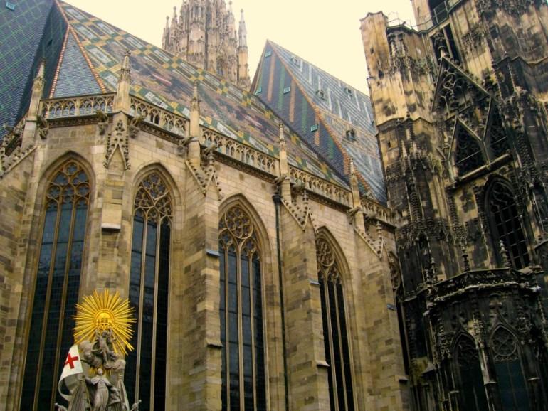 Stephansplatz e il Duomo di Santo Stefano