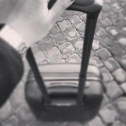 Sempre pronta per partire, stavolta per un viaggio che mi porterà a Milano alla riscoperta di una grande Amicizia.