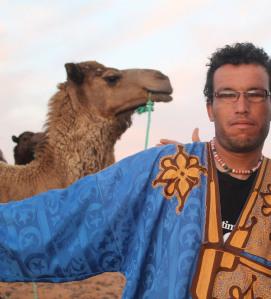 Moustafa, il ragazzo berbero incontrato nel deserto del Marocco