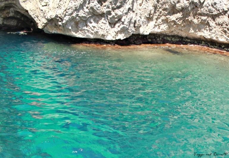 Ingresso Grotta del Soffio - Puglia