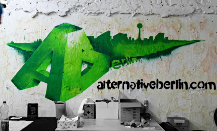 ALTERNATIVE BERLIN