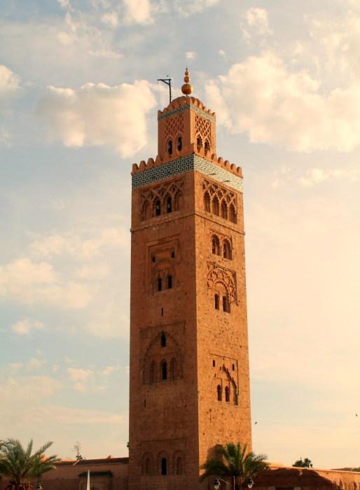 Koutoubia di Marrakech, Marocco