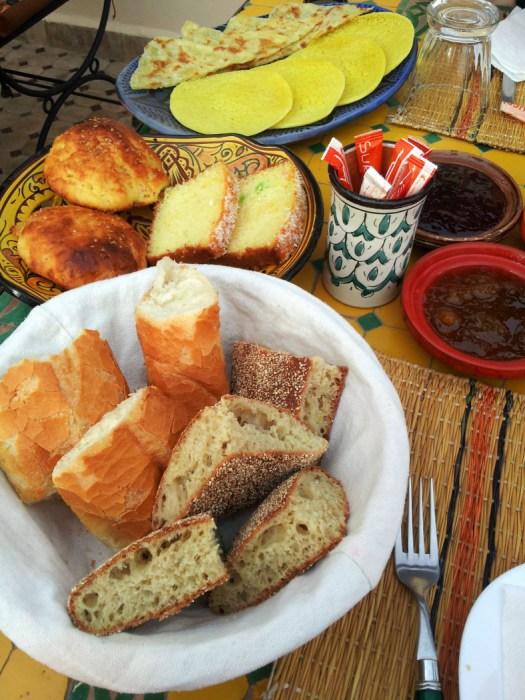 Colazione Riad Maison Belbaraka - Marrakech - Marocco