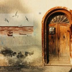 Piccoli borghi che si rivelano: Santarcangelo di Romagna è un gioiellino da esplorare, con i suoi vicoli e saliscendi.