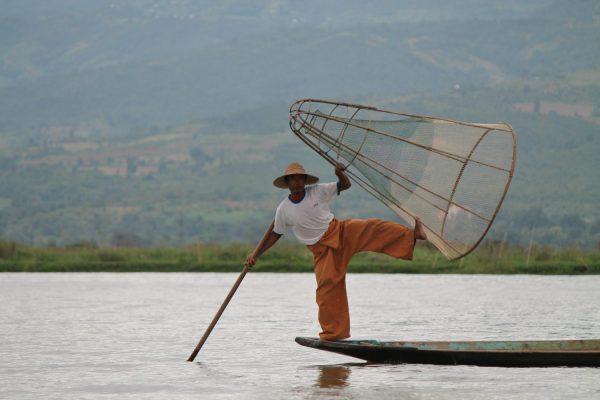 Pescatori Intha Myanmar