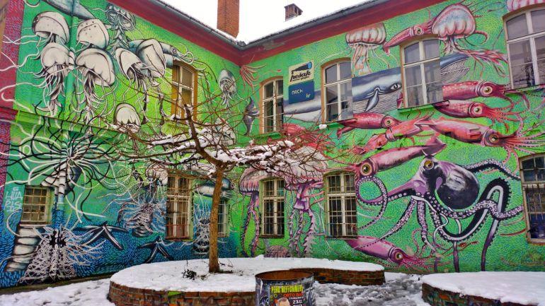 Quartiere Metlkova - Lubiana