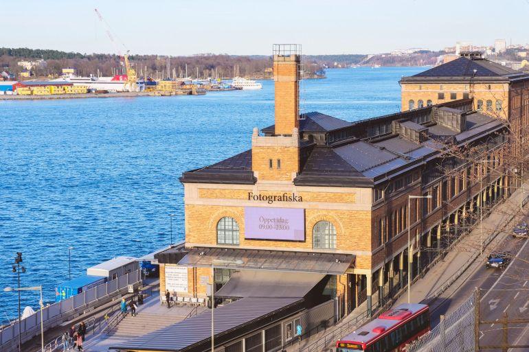 Museo Fotografiska di Stoccolma, Svezia