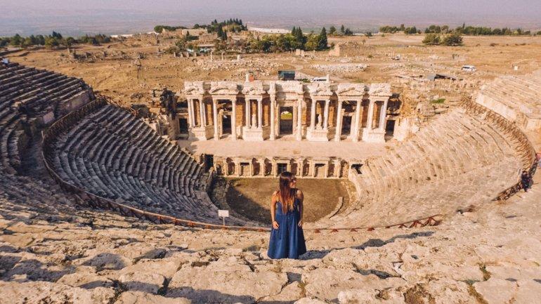 Hierapolis - Turchia