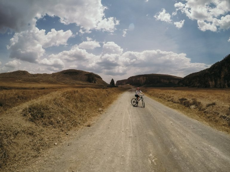 Safari in bicicletta - Hell's Gate National Park