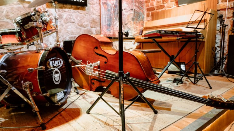 Locale Jazz a Cracovia