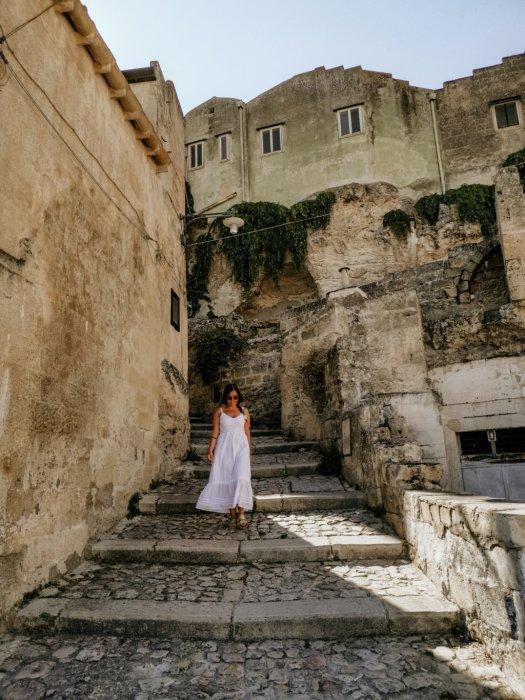 Passeggiando a Matera