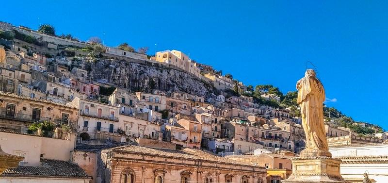 Barocco in Sicilia, itinerario in Val di Noto