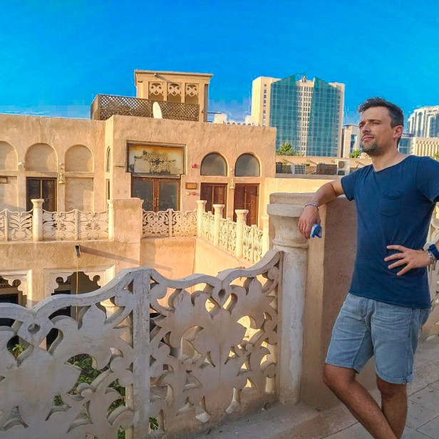 Distretto storico di Al Fahidi