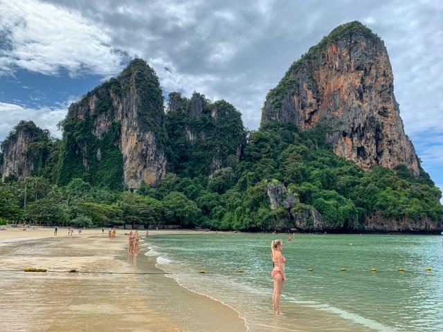 Railay spiagge Thailandia