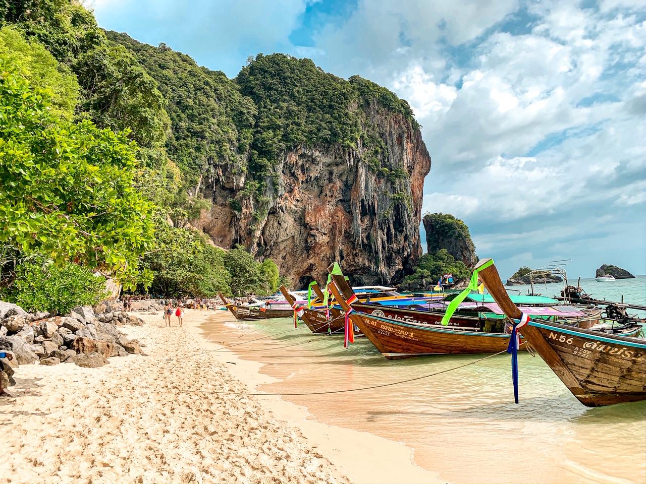 La Spiaggia di Railay: Phra Nang