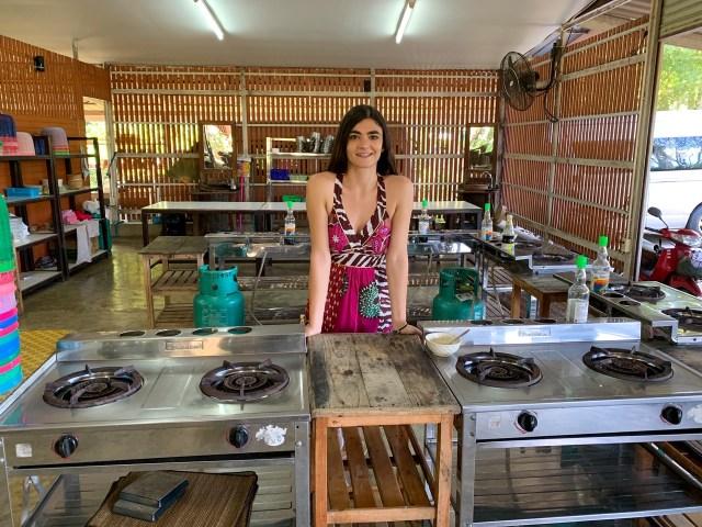 Corso di cucina a Chiang Mai