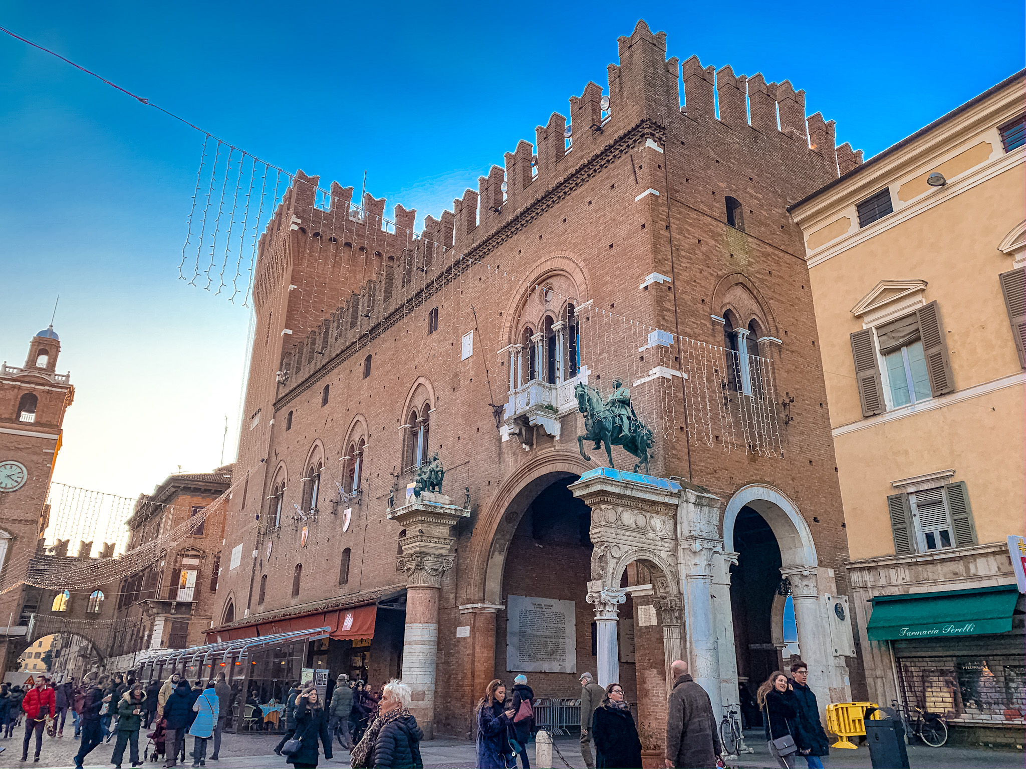 Cosa vedere a Ferrara in 1 giorno