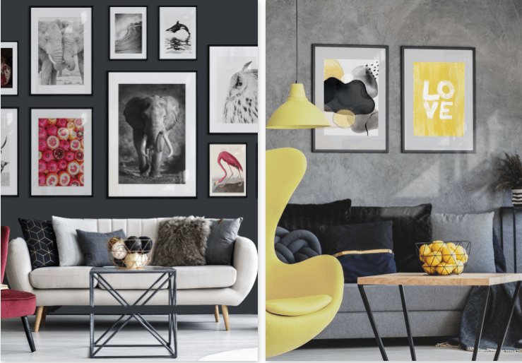 Hambedo Poster e cornici: arreda le tue pareti con stile
