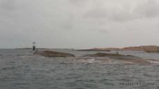 Svezia Hallo isola faro