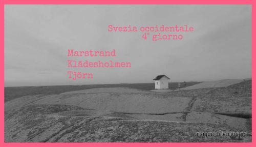 Svezia Marstrand Tjorn Kladesholmen