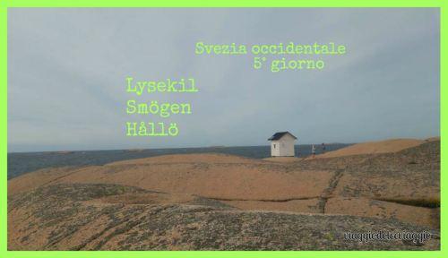 Svezia Lysekil Smogen Hallo