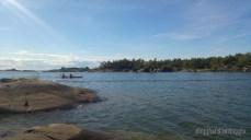 svezia lago vanern kayak