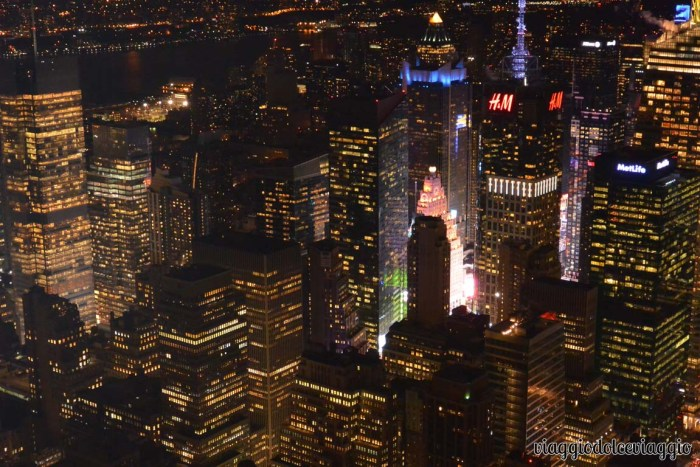 Panorama da Empire State Building