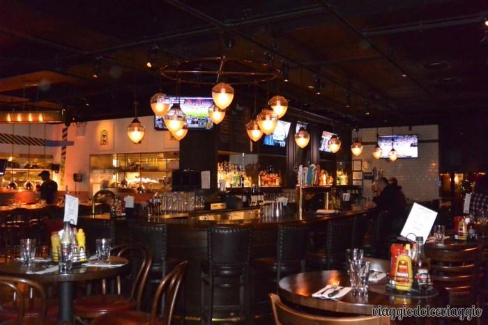 Bill's Bar and Burger New York